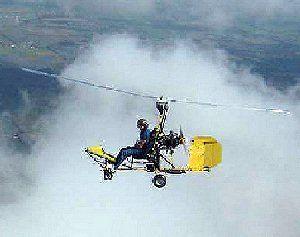 Gyrocopter Hero?