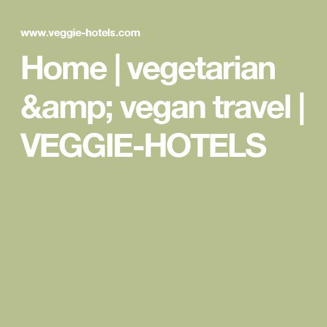Die besten 25+ Vegan hotel Ideen auf Pinterest Handwerkerart - meine vegane k che