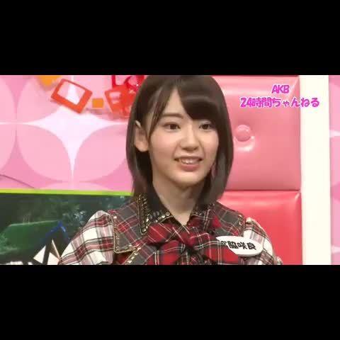 フレッシュさくらになりたいの~♪ #宮脇咲良#HKT48#AKB24時間ちゃんねる