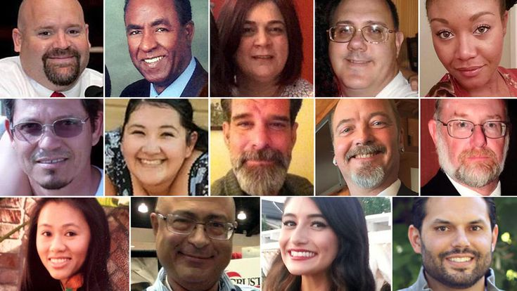 San Bernardino shooting - LA Times