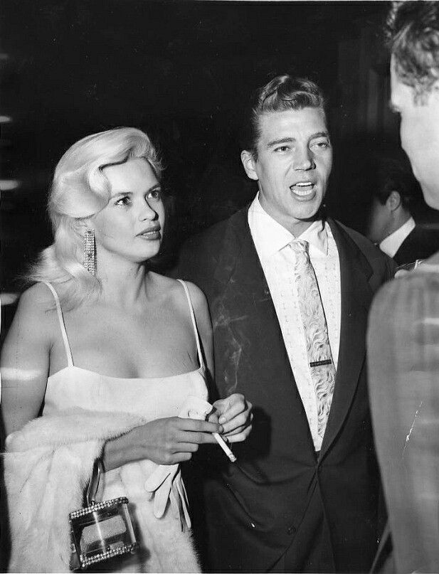 457 best images about jayne mansfield on pinterest for Jayne mansfield and mickey hargitay