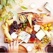 The Most Epic Cheese Plates & How to Re-Create Them | MyDomaine