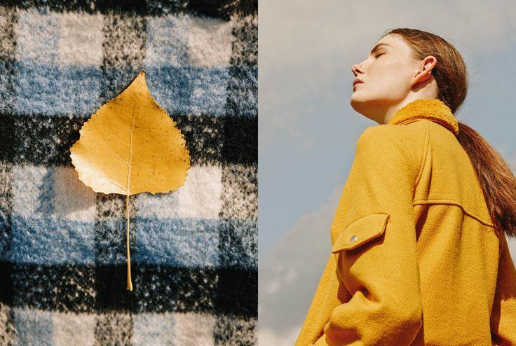 """Park Life"" editorial for Zeum Magazine Online  Model: Mae Taylor, Elite Models Photographer: Matt Lain Stylist: Toni Caroline  Model Wears:  Wool Bomber Jacket Mustard http://bit.ly/1rlVNaf"