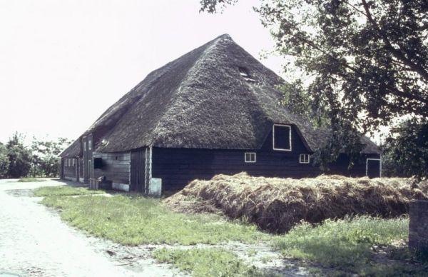 Kersenburg in Sint Laurens, 1966. (Beeldbank Rijksdienst voor het Cultureel Erfgoed)