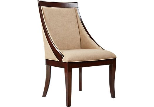 Shop for a Mansell Manor Swoop Back Side Chair at Rooms To Go. Find Side Chairs that will look great in your home and complement the rest of your furniture.