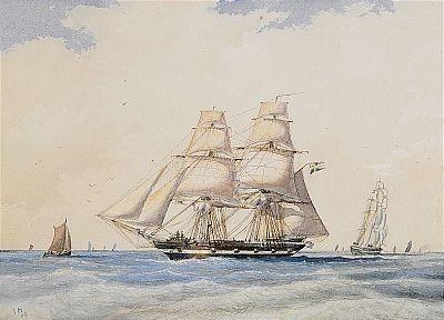 Briggen Nordenskjöld, 1865