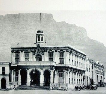 Old Town House, Cape Town.