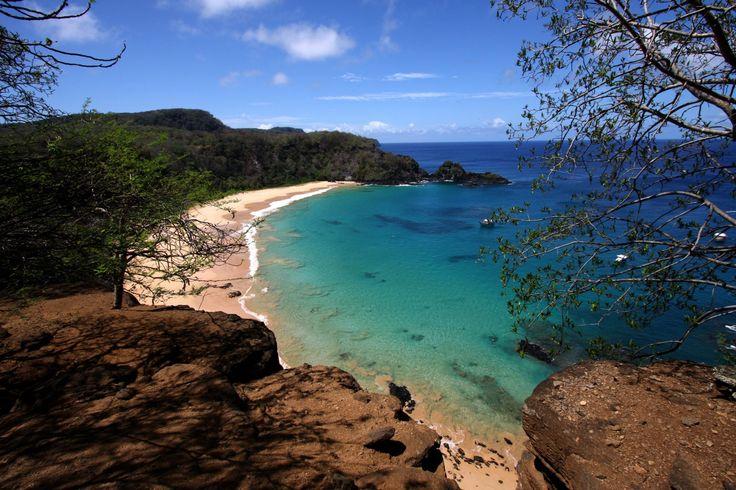 BAÍA DO SANCHO (PERNAMBUCO) BRAZIL Nordeste brasileiro: conheça 25 praias de tirar o fôlego