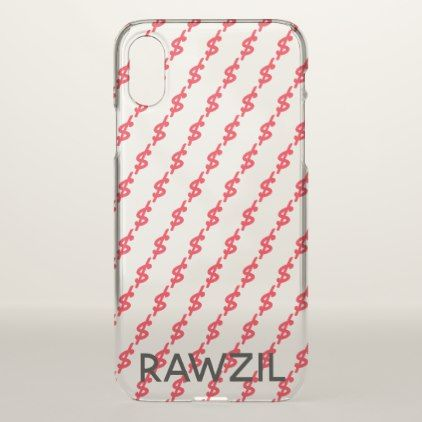 Clear rawzil tile case  $39.95  by Rawzil  - cyo customize personalize unique diy