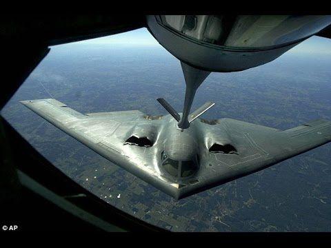 B2 Bomber Interior Inside The Stealth - Documentary Video
