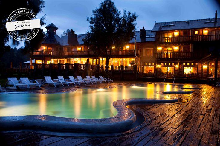 Hotel Marina del Fuy, Huilo Huilo