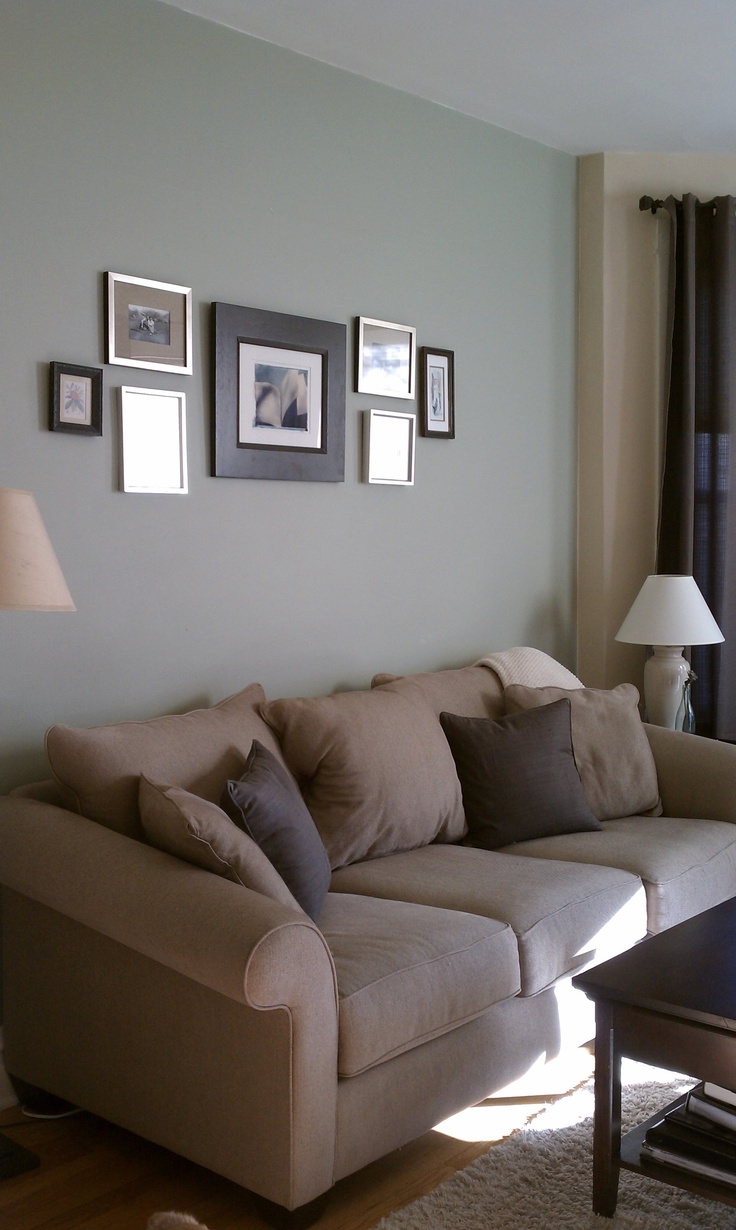 Gray With Green Accent Wall: 1000+ Images About Accent Walls On Pinterest