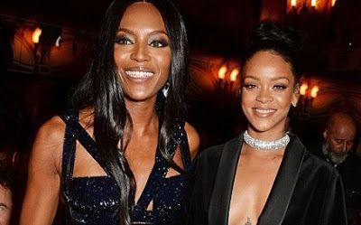 How Rihannas New Boo- Saudi Billionaire Made Her & Naomi Campbell Enemies