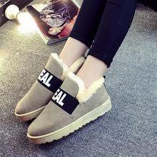 Kış ayakkabı kar botları sonbahar platformu bayanlar kadın ayak bileği siyah seksi kadın hakiki deri bot peluş ayakkabı önyükleme için springs(China (Mainland))