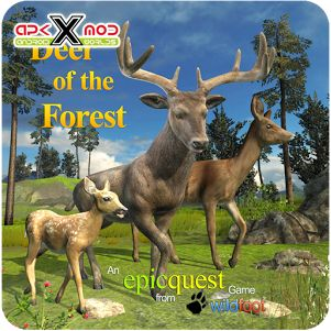 Deer of the Forest v1.0 Hack Mod Android Apk Download apkmodmirror.info ►► http://www.apkmodmirror.info/deer-of-the-forest-v1-0-hack-mod-android-apk-download/ #Android #APK android, Android Advanture, apk, mod, modded, unlimited, Wild Foot Games #ApkMod
