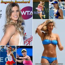 Image result for eugenie bouchard twin sister