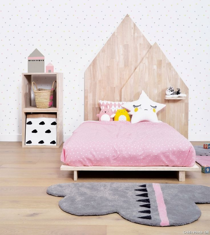 les 25 meilleures id es de la cat gorie t tes de lit pour enfants sur pinterest t tes de lit. Black Bedroom Furniture Sets. Home Design Ideas