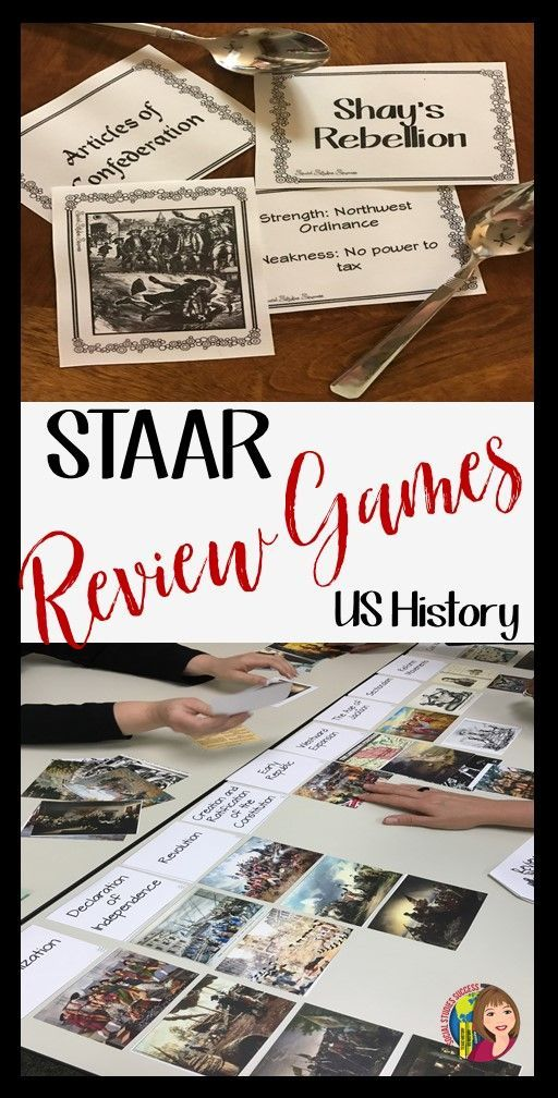 Not another packet! Engage your students with review games as you prep for the US History STAAR in 8th grade.