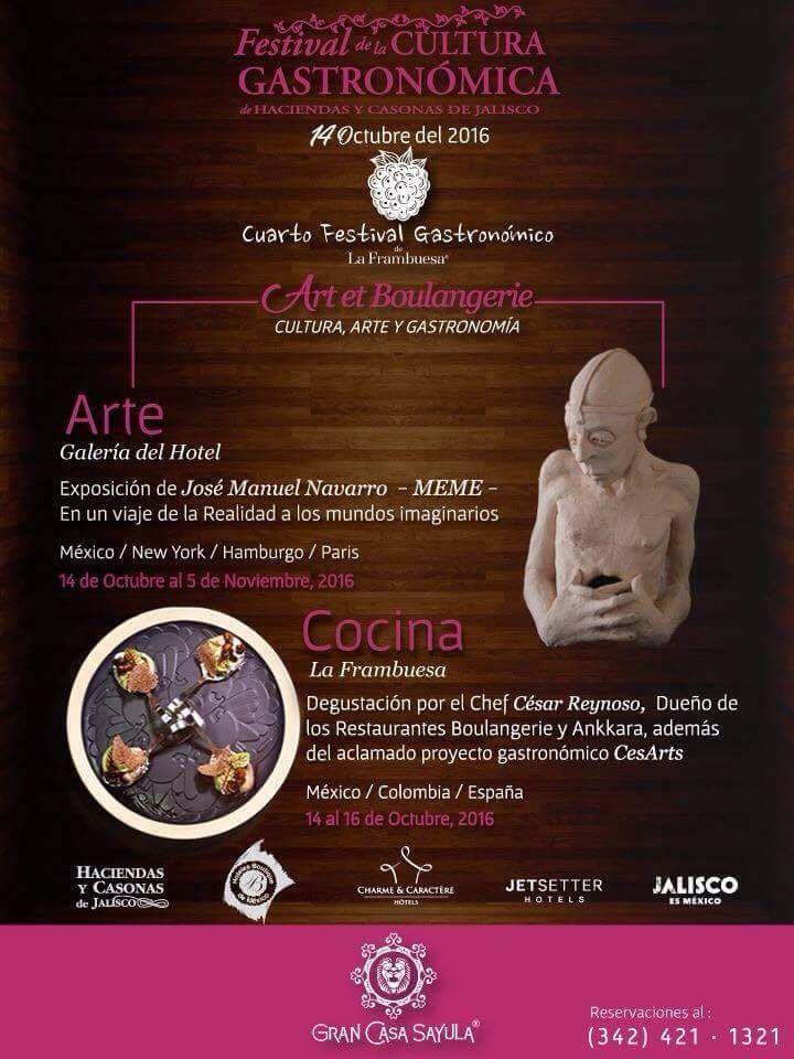 4to. Festival Gastronómico de La Frambuesa | Curiosidades Gastronómicas