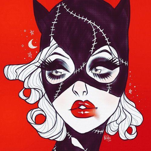 looneylolita: Fast warm-up drawing of Michelle Pfeiffer's...