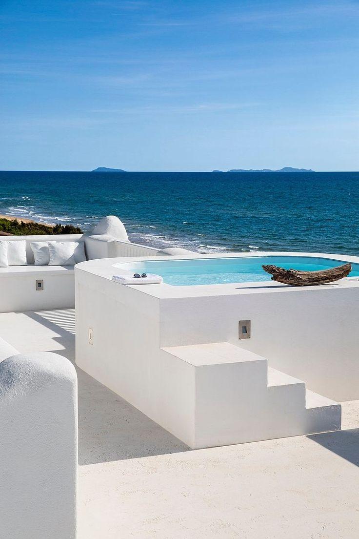 Красивый дом для пляжного отдыха в Италии | Дизайн|Все самое интересное о дизайне, архитектура, дизайн интерьера, декор, стилевые направления в интерьере, интересные идеи и хэндмейд