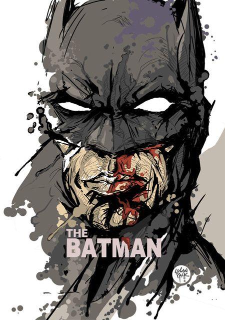 The Batman by Chesirecat