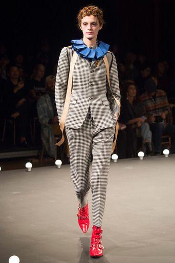 2016春夏プレタポルテコレクション - アンダーカバー(UNDERCOVER)ランウェイ|コレクション(ファッションショー)|VOGUE JAPAN
