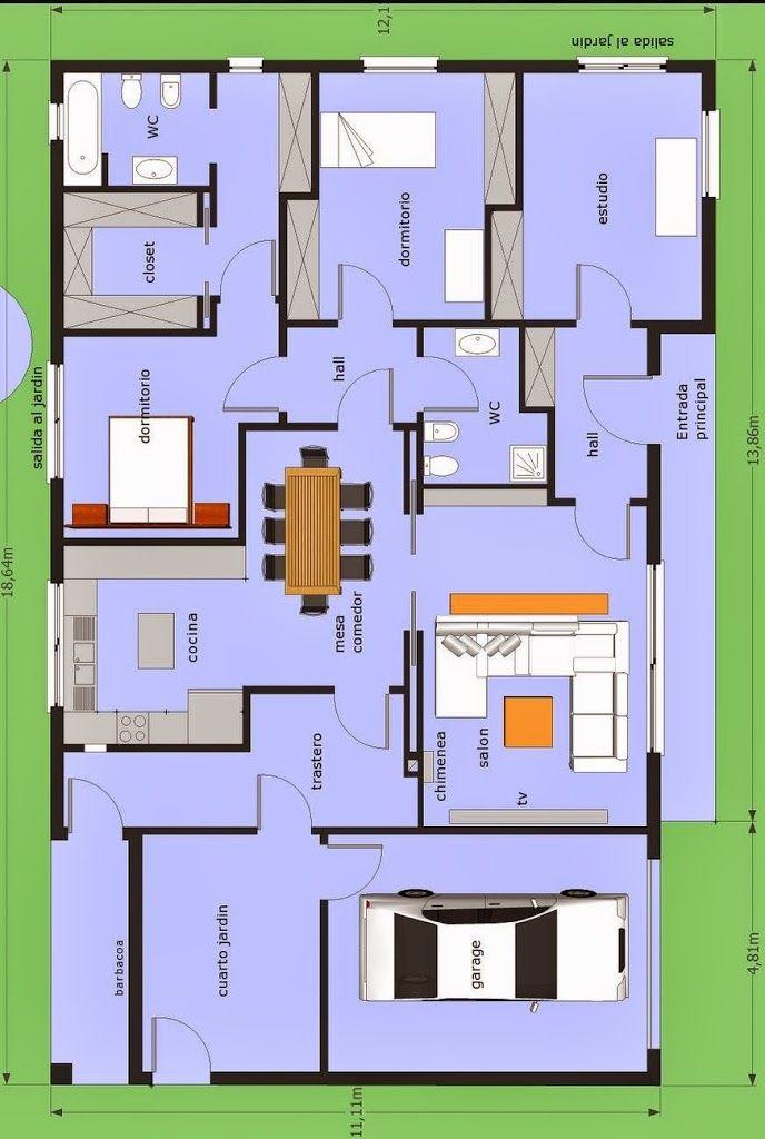Pin de julio yarleque en julito planos de casas modernas for Casas modernas imagenes y planos