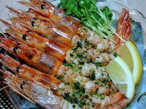 ひな祭りの夕食、安くても豪華に見える海老で超簡単料理~☆|レシピブログ