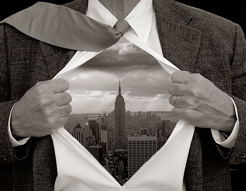 Surreal photo montage by photographer Thomas Barbéy. #Art #Photography