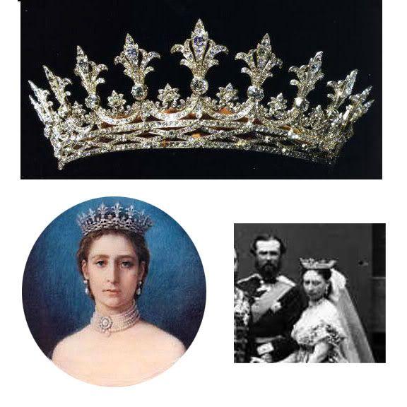 Grand Duchess Alice of Hesse, Princess of Great Britain