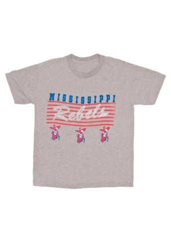 Ole Miss Vintage T Shirt 42
