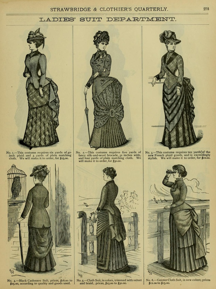 Strawbridge and Clothier catalog 1883
