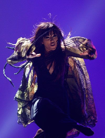Eurovision Song Contest 2012 - in pictures