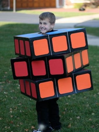 Fast Easy Homemade Halloween Costumes