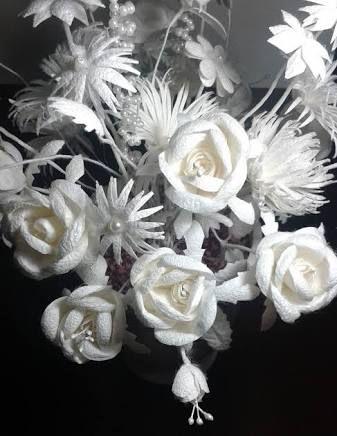 kozadan çiçek yapımı - Google'da Ara