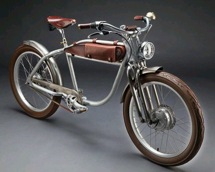 electric bicycle.