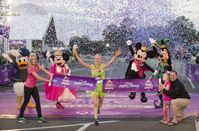 New York City Runner Has Dreams Come True with Disney Princess Half Marathon Victory