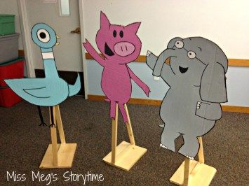 Mo Willems Partry | Miss Meg's Storytime