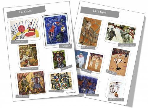 Arts visuels : Fiches artistes