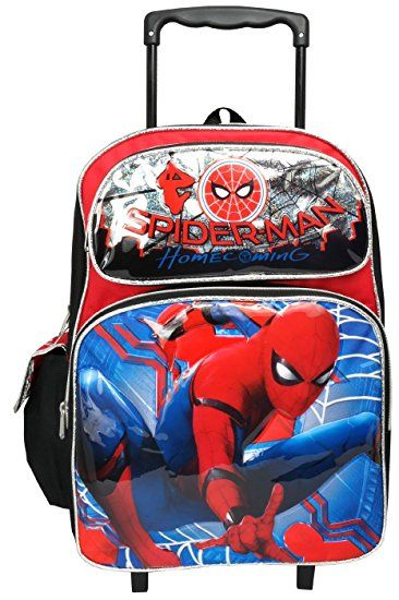 Marvel Spiderman Home Coming Large 16