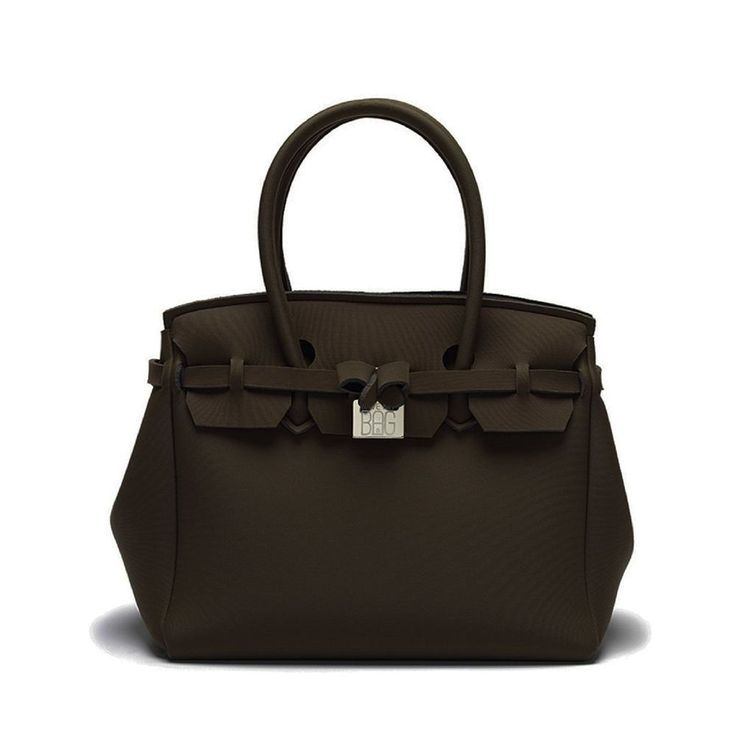 BORSA DONNA SAVE MY BAG ICON LYCRA SEPPIA 10214 ICON 8101 SEPPIA