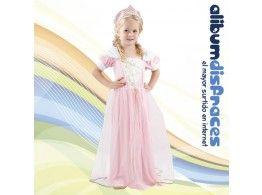 Disfraz de princesa