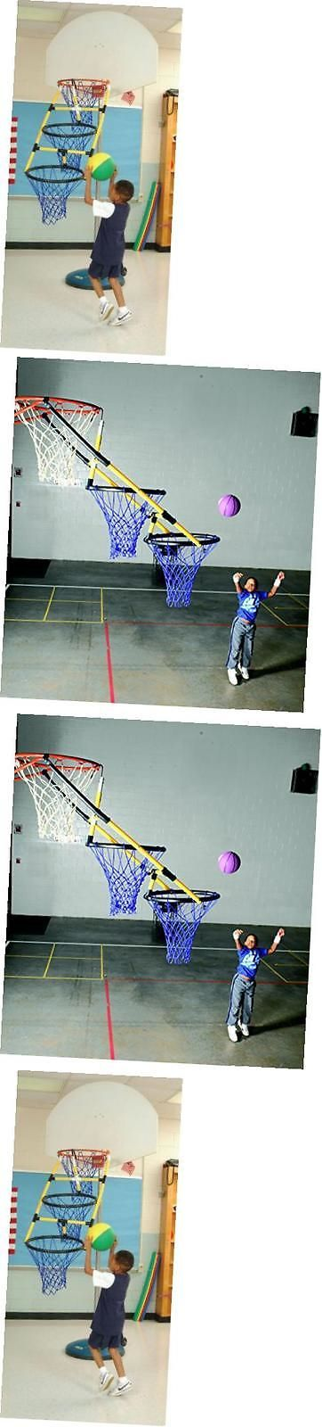 Rims and Nets 158962: 101648 Park And Sun Two-Hoop Basketball Goals, 3 Tier Drop -> BUY IT NOW ONLY: $96.02 on eBay!
