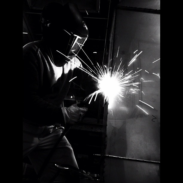 I'm a third generation Steelworker/fabricator