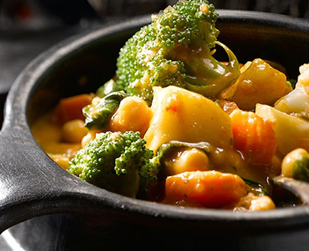 Vegetable Korma #Indian #Recipe