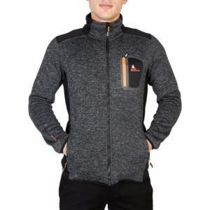 Peak Mountain - Collection A/H 2016 - Veste pour homme - Composition : 90 % Pl 10 % EA - Fermeture zippée, 3 poches zippées - Laver à 30° C