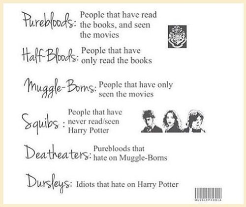 Von Kleiderkreisel · Where Do You Rank? Harry Potter