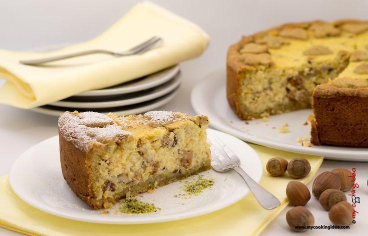 My Cooking Idea. Ricette vegetariane e vegane, dolci e dessert.: Crostata di ricotta e bulgur