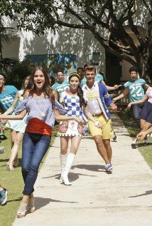 Teen Beach 2 is such an amazing film! If you love disbey musical movies then you must watch this! :D